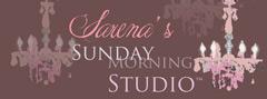 Sarena's Sunday Morning Studio